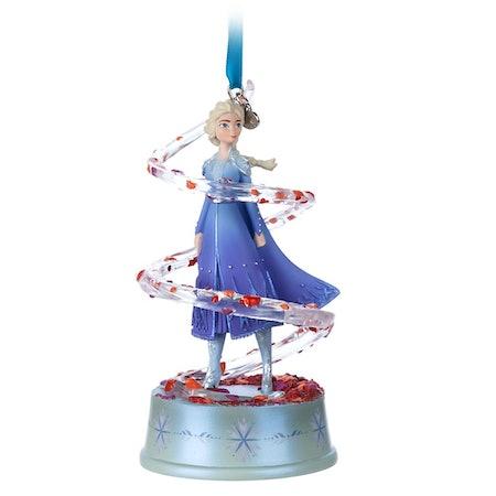 Elsa Singing Sketchbook Ornament – Frozen 2