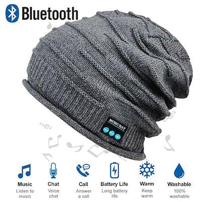 Feeke Wireless Bluetooth Beanie Hat
