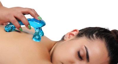 SoulGenie Palm Urchin Massage Tool