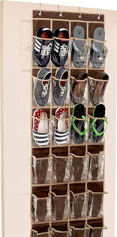 SimpleHouseware Hanging Shoe Organizer