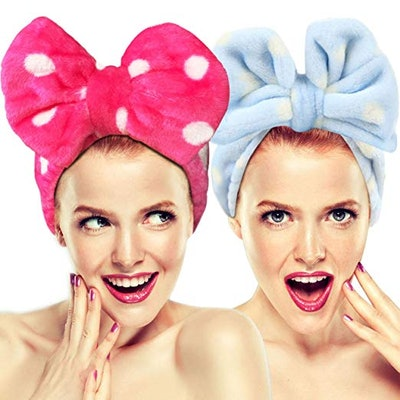 2 Pack Hairizone Makeup Headbands