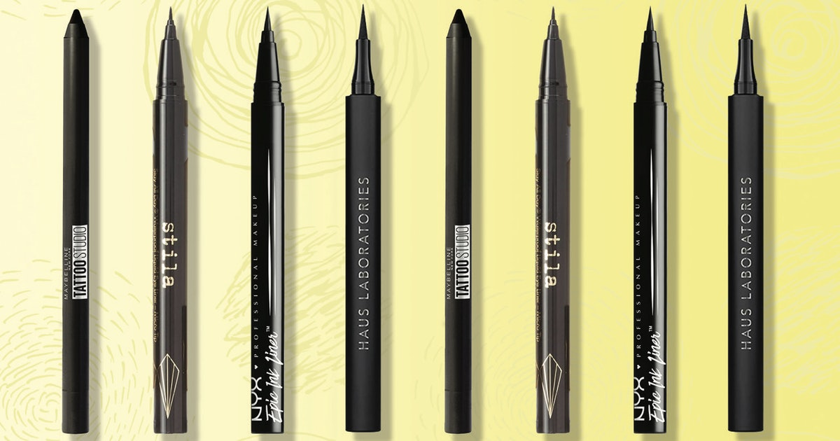 The 5 Best Eyeliners For Cat Eye