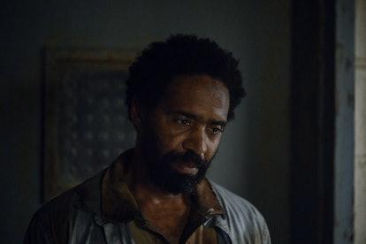 Kevin Carroll as Virgil in The Walking Dead Season 10
