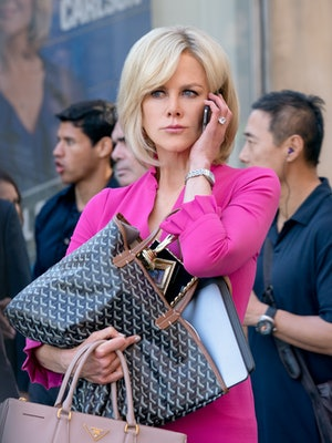 Nicole Kidman as Gretchen Carlson in 'Bombshell'