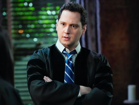 Matt Mcgorry discusses Asher's fate on HTGAWM.