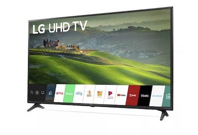LG 43-Inch Class 4K UHD Smart LED HDR TV