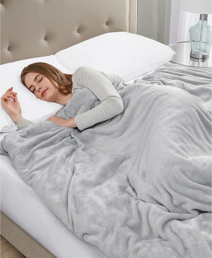 Sleep Philosophy 60 x 70 Inches Weighted Blanket (12 pounds)
