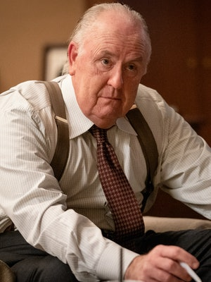 John Lithgow as Roger Ailes in 'Bombshell'