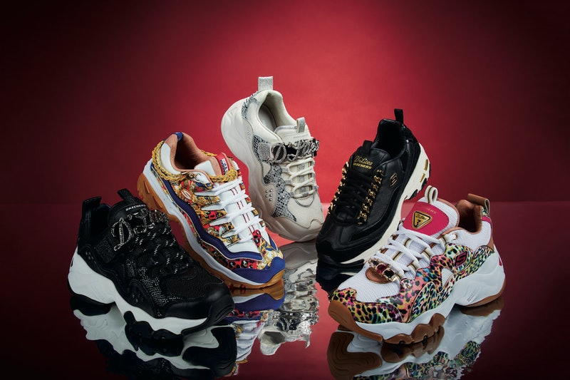 Skechers launches its holiday collection for the Premium Heritage Line on Nov. 15