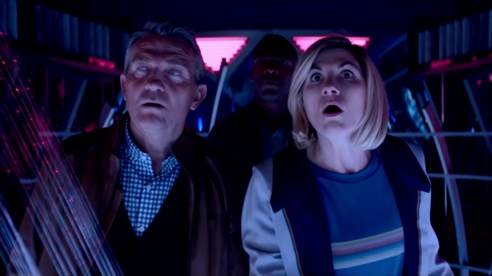 The Doctor Who Season 12 trailer teases the return of the Cybermen