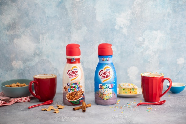 Coffee Mate's Cinnamon Toast Crunch Creamer is going to make you wish it was 2020 already.