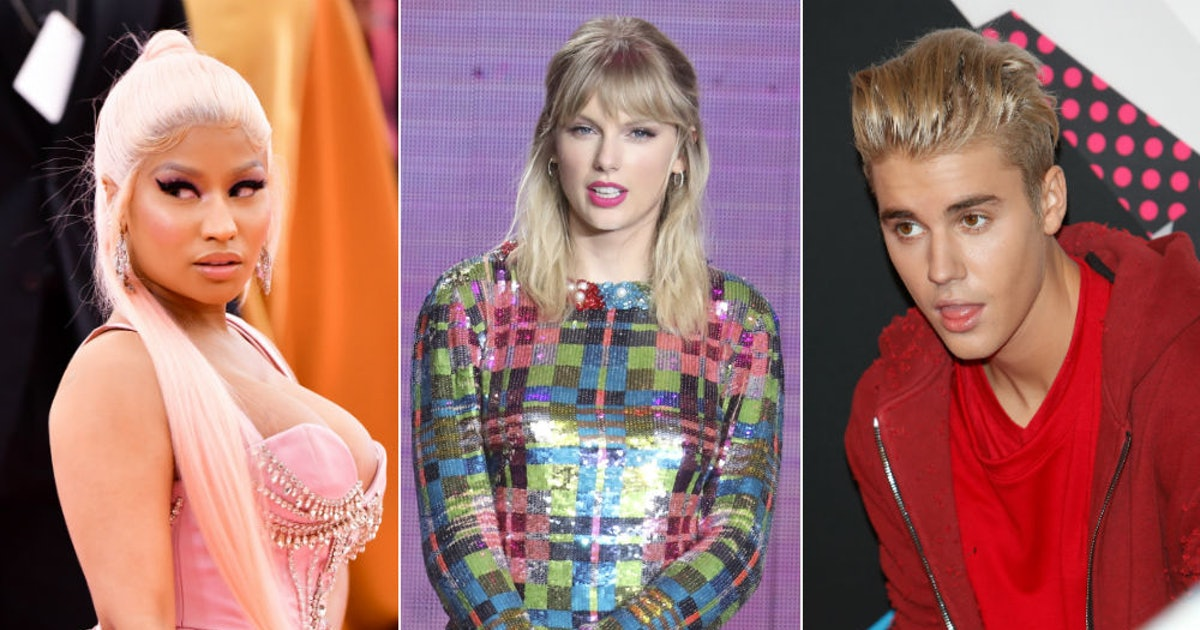 20 Of The Most Dramatic Celebrity Social Media Moments From The Past Decade