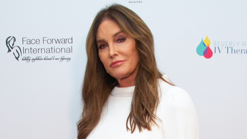 "Caitlyn Jenner posted her own version of Kylie Jenner's ""Rise and Shine"" song."