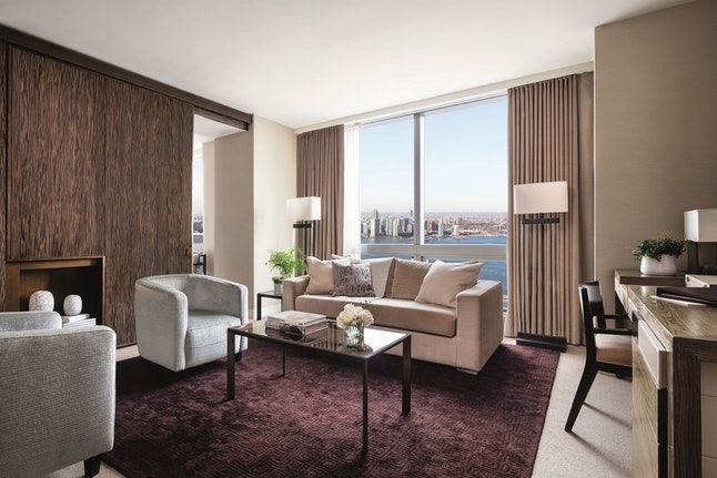 The Dominick in NYC is offering guests 30% off suite bookings made between Nov. 29 and Dec. 2.