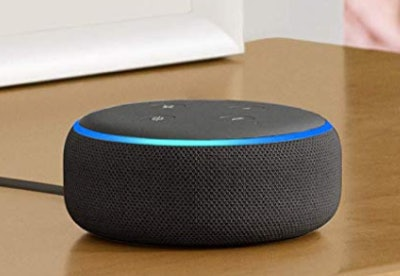 Echo Dot Smart Speaker With Alexa (3rd Gen)