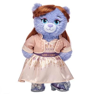Disney Frozen 2 Anna Inspired Bear Arendelle Gift Set