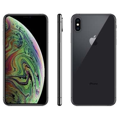 Straight Talk Apple iPhone XS MAX w/64GB, Gray
