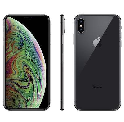 Straight Talk Apple iPhone XS MAX w/64GB, Gray