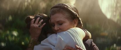 Carrie Fischer 'Star Wars: The Rise Of Skywalker'