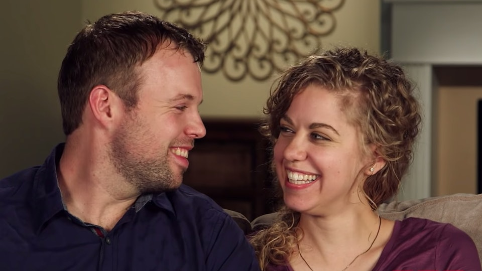 Abbie and John Duggar welcomed their first child