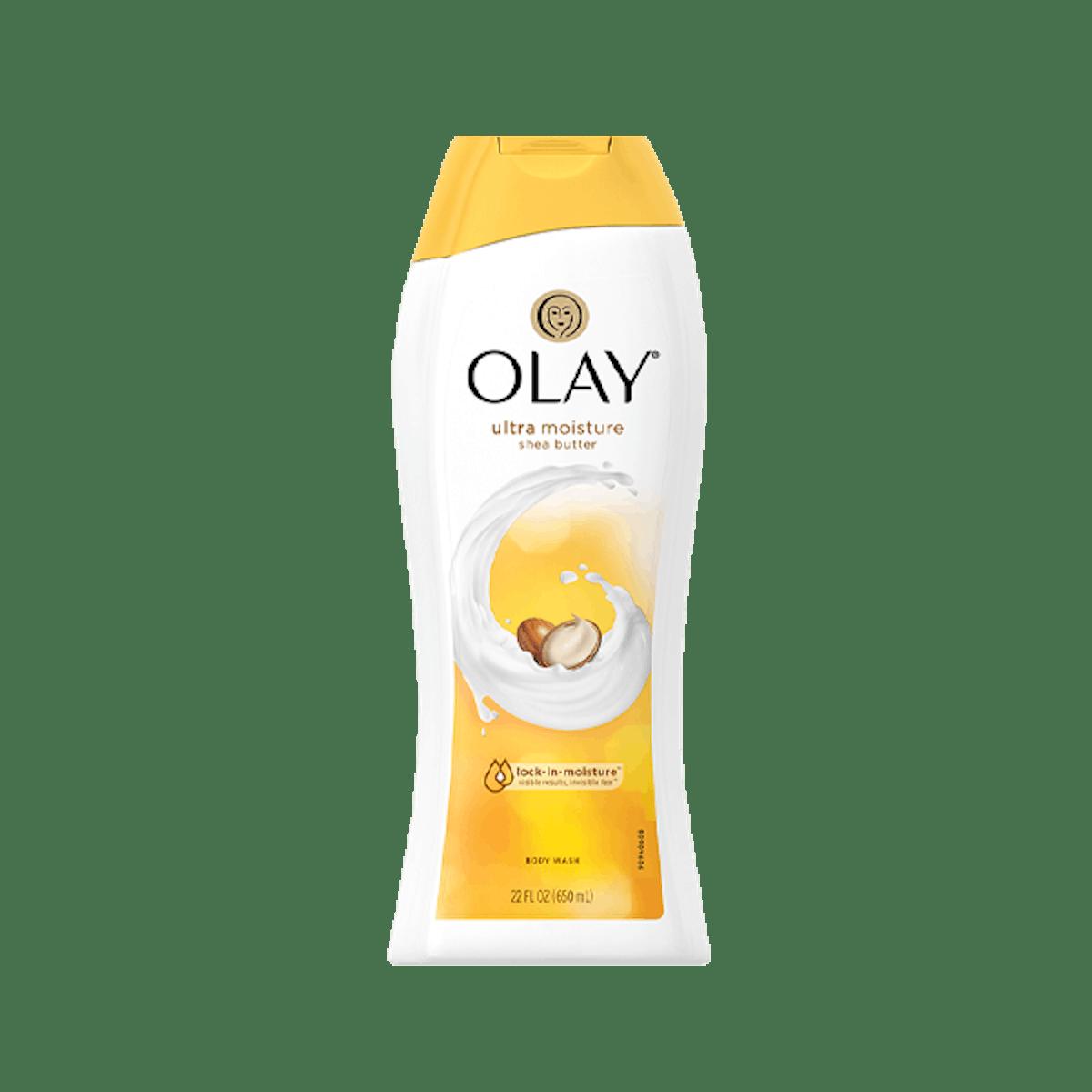 Ultra Moisture Body Wash