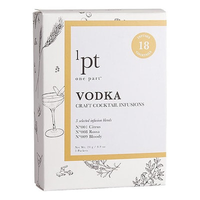 Teroforma Vodka Cocktail Pack