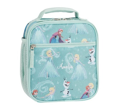 Mackenzie Aqua Disney Frozen Lunch Boxes (Classic Lunch)