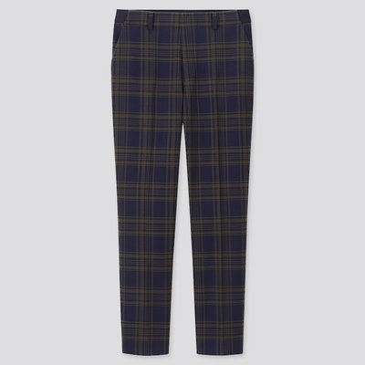 Ezy Brushed Ankle-Length Pants