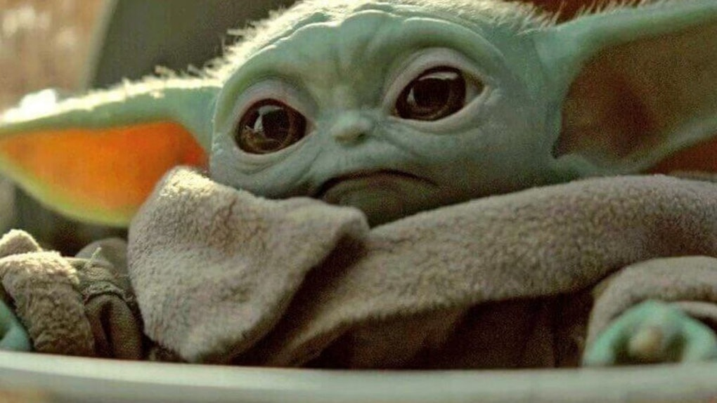 20 Memes About Baby Yoda That Will Make Your Whole Damn Day