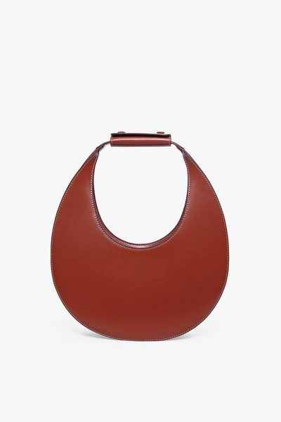 Moon Bag Cognac