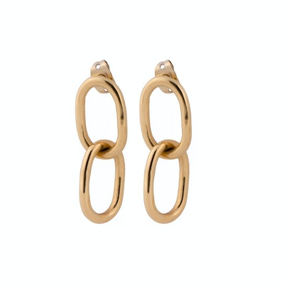 Amelie Double Hoop Earrings