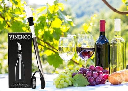 Vinenco Wine Chiller Set