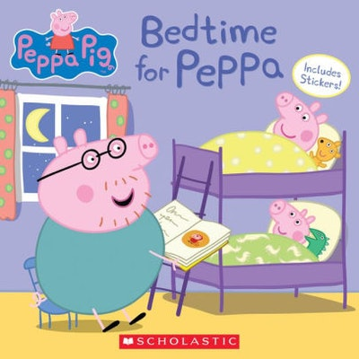 Bedtime for Peppa Book