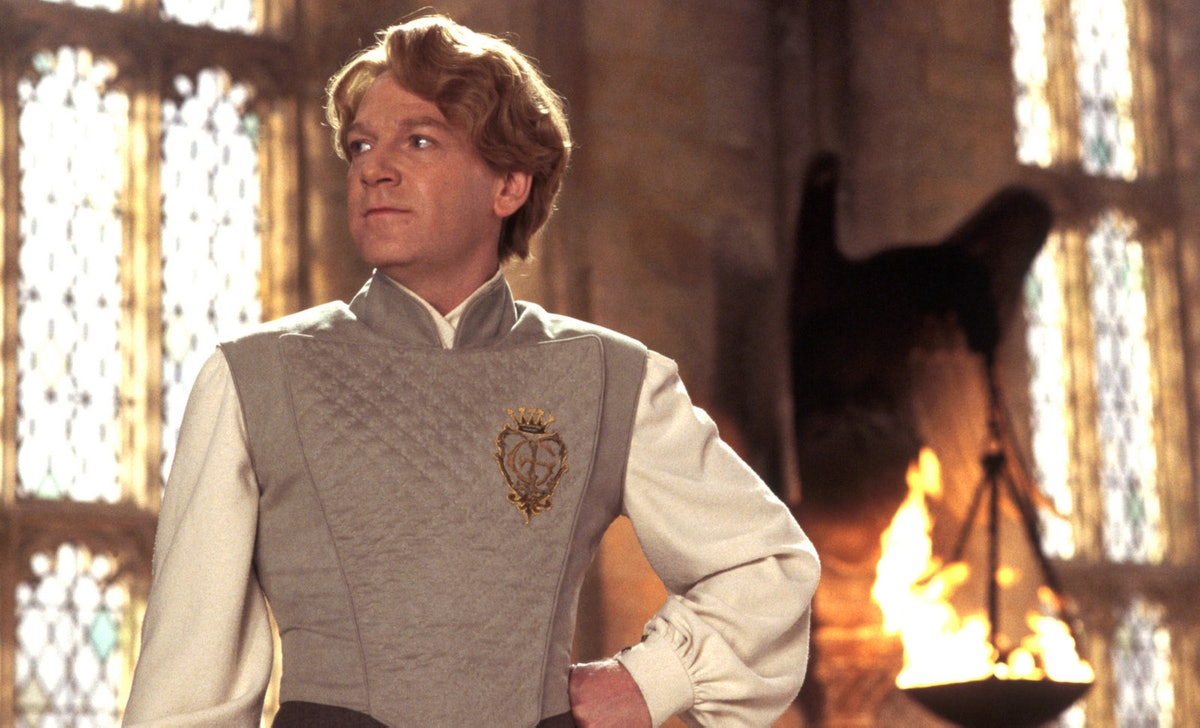 Hugh Grant was originally cast as Gilderoy Lockhart in the 'Harry Potter' movies, but Kenneth Branagh took over.