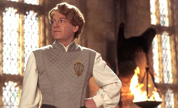 Hugh Grant was originally cast as Gilderoy Lockhart in the 'Harry Potter' movies.