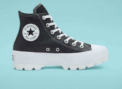 Converse Lugged Leather Chuck Taylor All Star