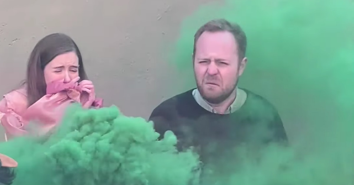 Gender Reveal Prank Video Hilariously Challenges Social Construct Of Gender