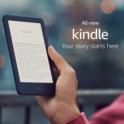All-New Kindle With a Built-in Front Light