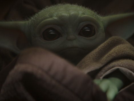Is Baby Yoda a clone?