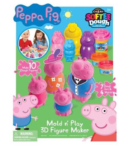 Peppa Pig Softee Dough Figure Maker