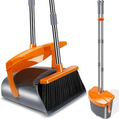Kelamayi Broom and Dustpan Set