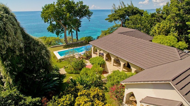 You can get two free nights when you book five with Bluefields Bay Villas in Jamaica.