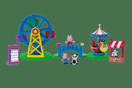 Peppa Pig Fun Fair Playset