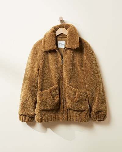 The Sherpa Zip Up