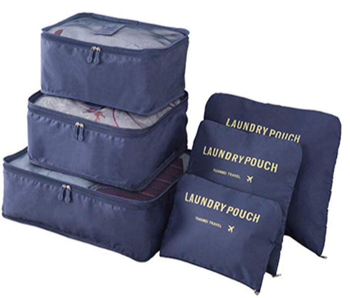M-jump Travel Storage Bags (Set of 6)