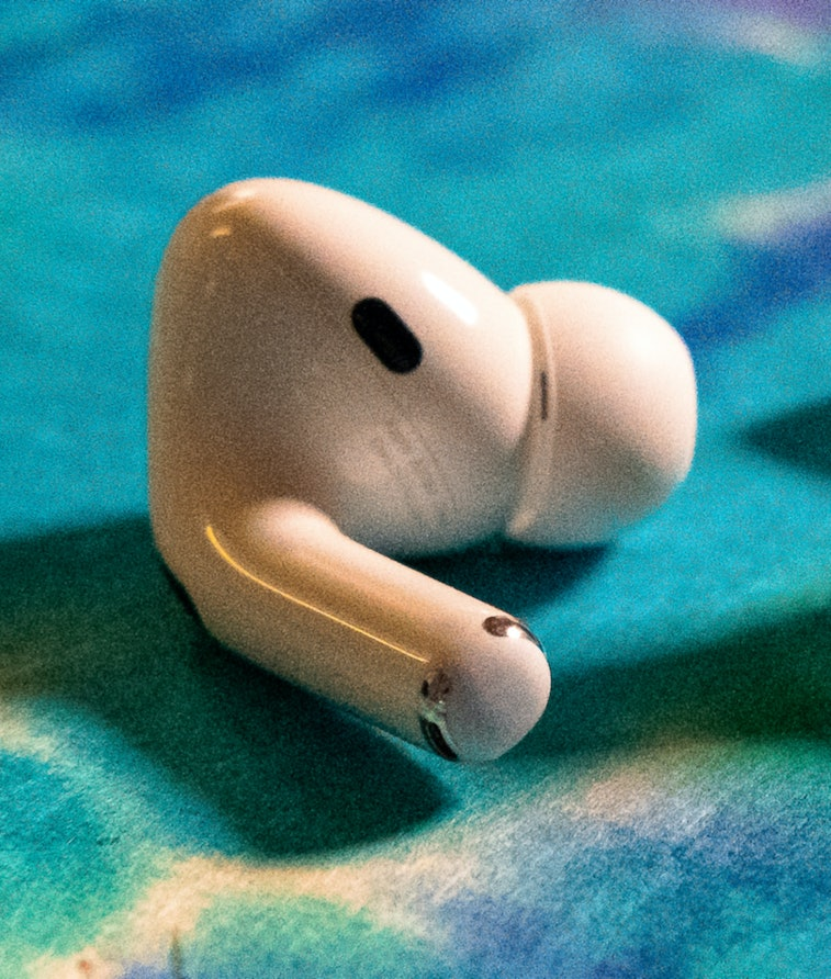 Apple's AirPods Pro sound phenomenal.