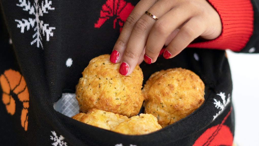 Red Lobster's Ugly Holiday Sweater