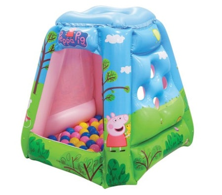 Peppa Pig Go to Playland with 20 Balls