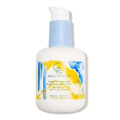 Superior Omega Nutritive Gel Wash