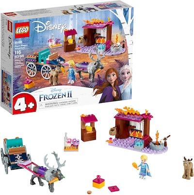 LEGO Disney Frozen II Elsa's Wagon Carriage Adventure